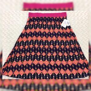 NWT Lularoe Jill Skirt - Size XL
